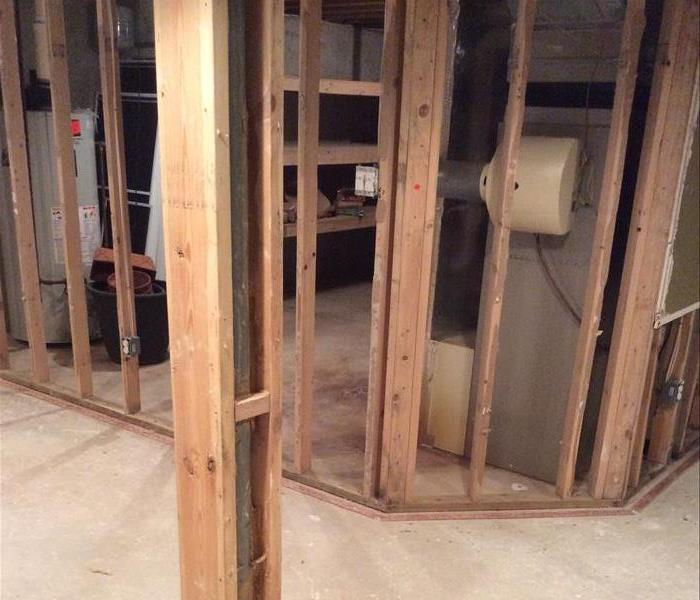 Phoenixville Home Water Damage Requires Total Gut After