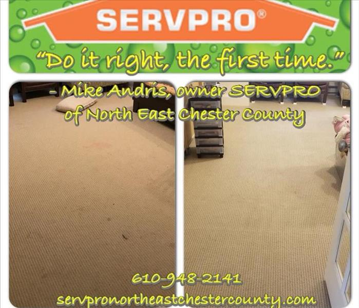 Why SERVPRO Do It Right...the First Time.